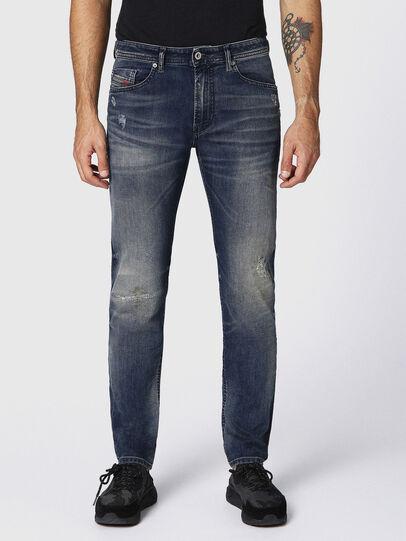 Diesel - Thommer 0687U, Dark Blue - Jeans - Image 1