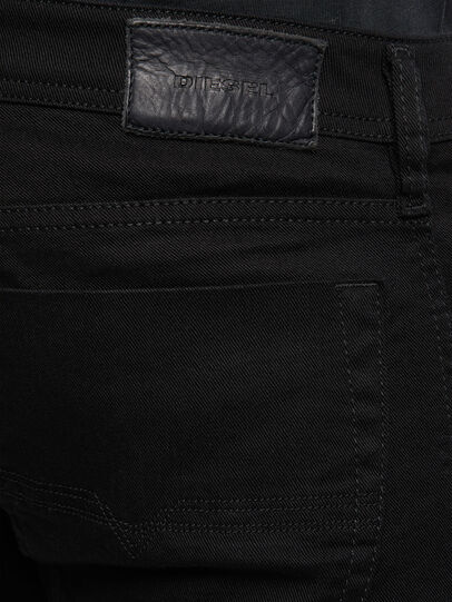 Diesel - Zatiny Bootcut Jeans 0688H, Black/Dark Grey - Jeans - Image 4