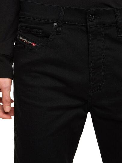Diesel - D-Amny Skinny Jeans 069EI, Black/Dark Grey - Jeans - Image 3