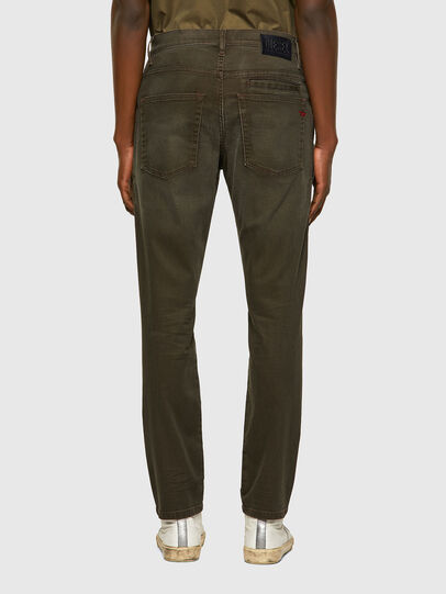 Diesel - D-Fining Tapered Chino 0699P, Military Green - Jeans - Image 2