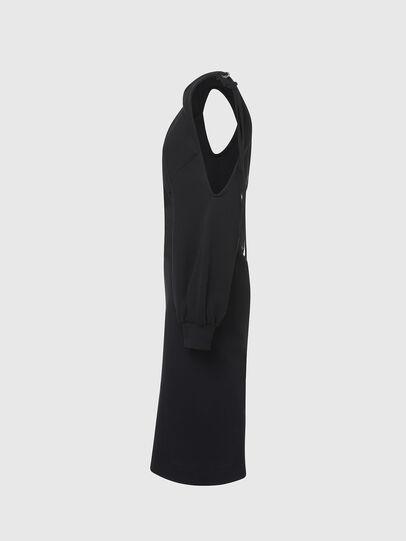 Diesel - D-REVERT, Black - Dresses - Image 3