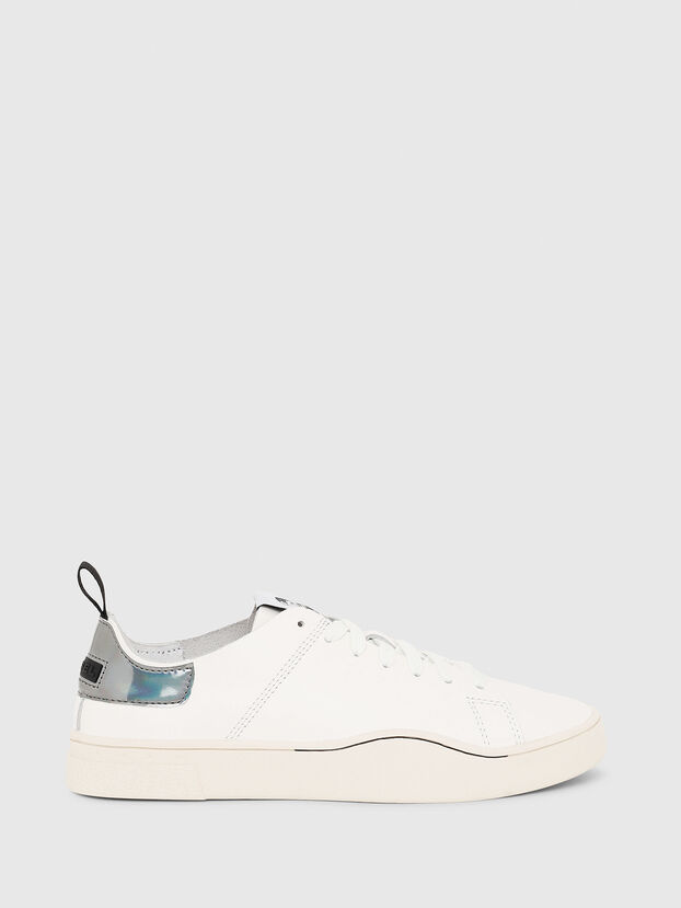 S-CLEVER LS W, White/Grey - Sneakers