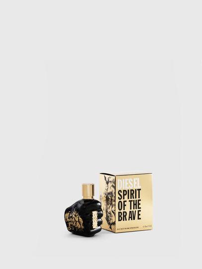 Diesel - SPIRIT OF THE BRAVE 50ML, Negro/Dorado - Only The Brave - Image 1