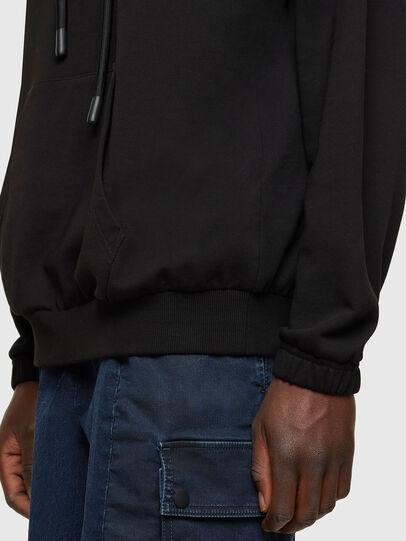 Diesel - S-BALIRIB, Black - Sweatshirts - Image 5