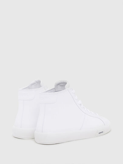 Diesel - S-MYDORI MC, Blanco - Sneakers - Image 3