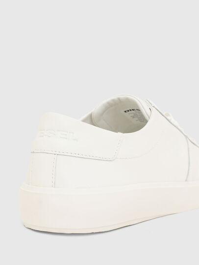 Diesel - S-MYDORI LC, Blanco - Sneakers - Image 4