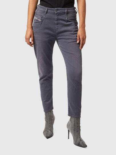 Diesel - Fayza JoggJeans® Z670M, Gris oscuro - Vaqueros - Image 1