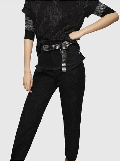 Diesel - P-MARU, Black - Pants - Image 4