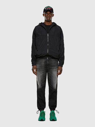 Diesel - J-ETHAN-KA, Black - Jackets - Image 7