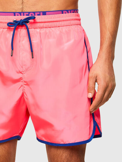 Diesel - BMBX-DOLPHIN-R, Pink - Swim shorts - Image 3