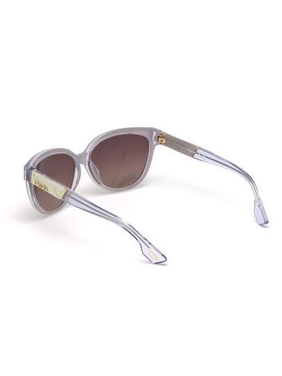 Diesel - DM0139, Gold - Sunglasses - Image 2