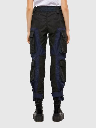Diesel - D-Kiki JoggJeans® 009KM, Negro/Gris oscuro - Vaqueros - Image 2