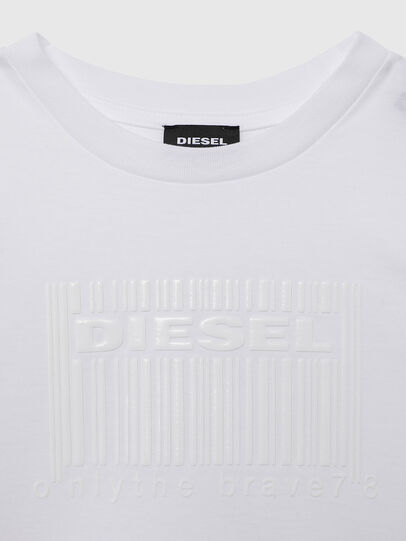 Diesel - TUDERCODE OVER,  - T-shirts and Tops - Image 3