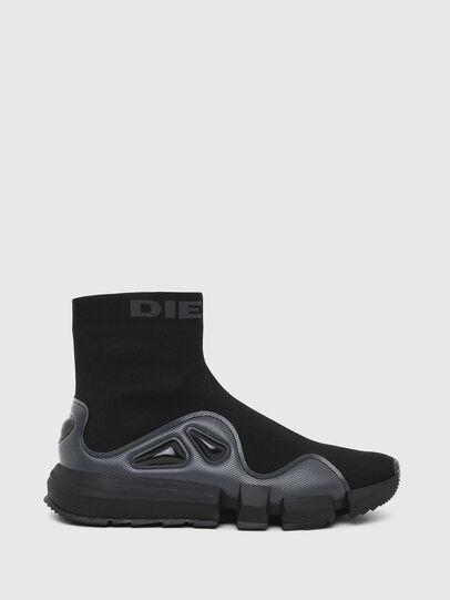 Diesel - H-PADOLA HSB, Black - Sneakers - Image 1