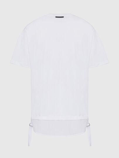 Diesel - T-TARITE, White - T-Shirts - Image 2