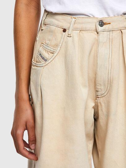 Diesel - D-Concias Boyfriend Jeans 009UV, White - Jeans - Image 3