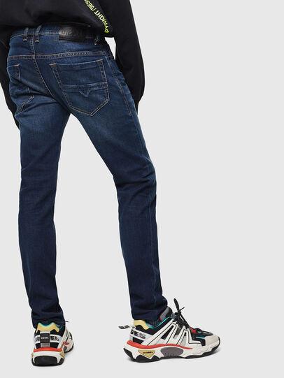 Diesel - Thommer 0096B, Dark Blue - Jeans - Image 2