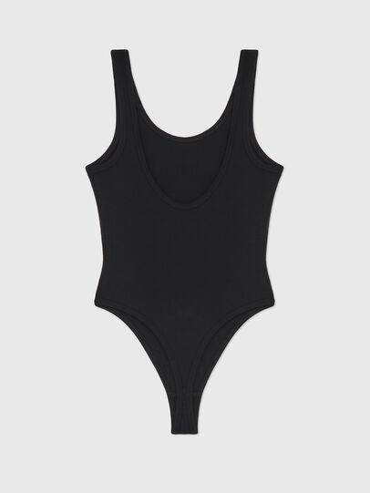Diesel - UFBY-BODY-P, Black - Bodysuits - Image 2