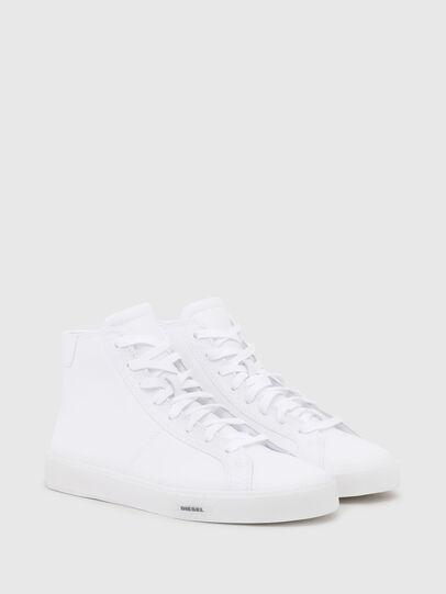 Diesel - S-MYDORI MC W, Blanco - Sneakers - Image 2