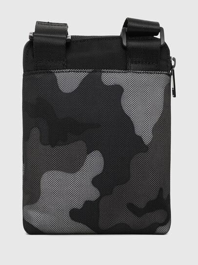 Diesel - F-DISCOVER CROSS, Blue/Grey - Crossbody Bags - Image 2