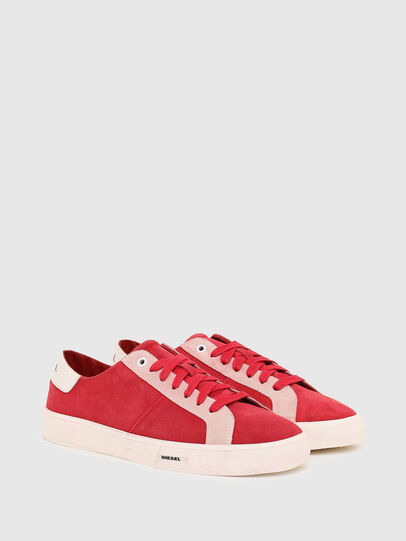 Diesel - S-MYDORI LC, Rojo - Sneakers - Image 2