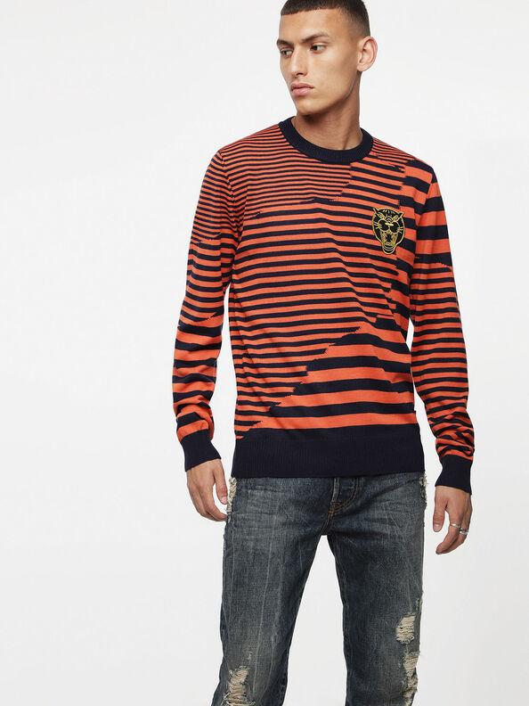 K-STAKX, Orange - Sweaters