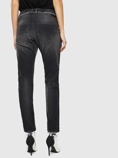 Diesel - Krailey JoggJeans 0094Q, Black/Dark Grey - Jeans - Image 2