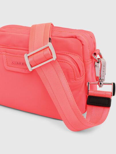 Diesel - CROSSRAMA, Peach - Crossbody Bags - Image 5