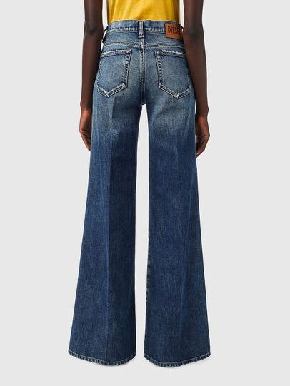 Diesel - D-Akemi Bootcut Jeans 09B17, Dark Blue - Jeans - Image 2