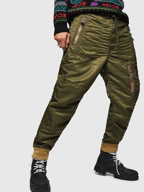 P-LEVOKI, Military Green - Pants