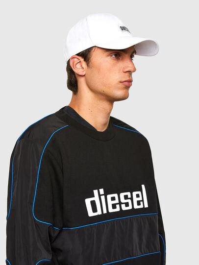 Diesel - S-LAIN, Black - Sweatshirts - Image 4