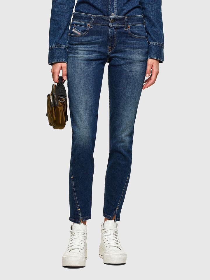 D-Jevel Slim Jeans 009HL,