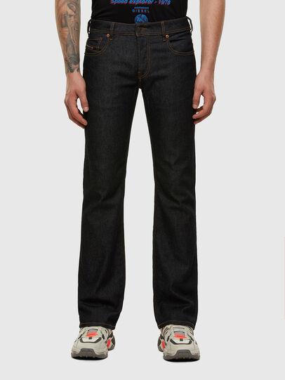 Diesel - Zatiny Bootcut Jeans 009HF, Dark Blue - Jeans - Image 1