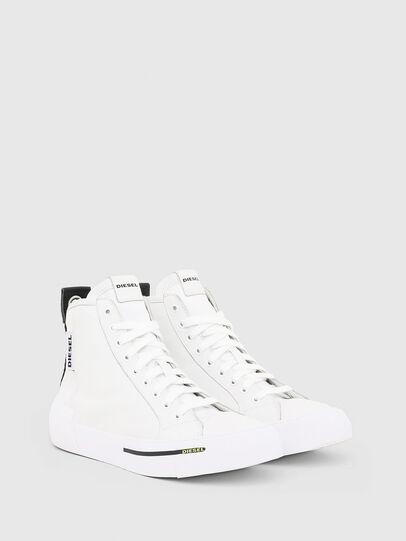 Diesel - S-DESE ML W, White/Black - Sneakers - Image 2