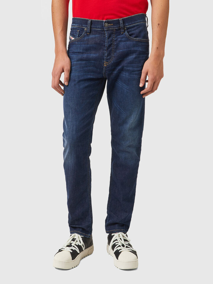 D-Fining Tapered Jeans 009ZU,