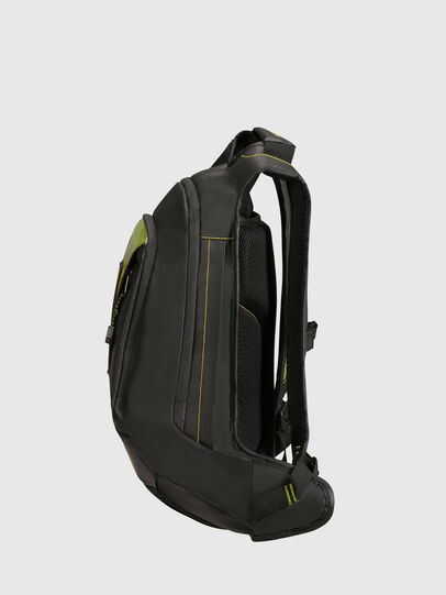 Diesel - KA2*69002 - PARADIVE, Black/Yellow - Backpacks - Image 4