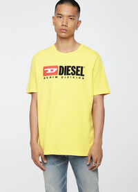 T-JUST-DIVISION, Yellow