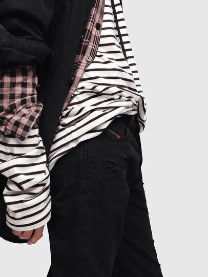 Diesel - Mharky 088AD, Black/Dark Grey - Jeans - Image 3