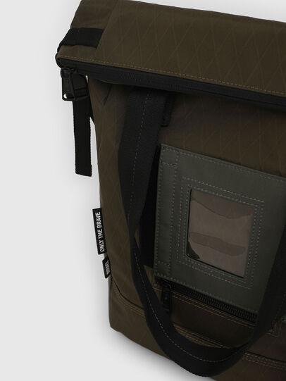 Diesel - SHIGA, Verde Camuflaje - Bolsos Shopper y Al Hombro - Image 5