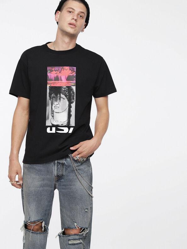 T-WALLACE-XB,  - T-Shirts