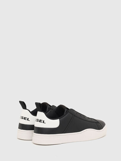 Diesel - S-CLEVER SO W, Black/White - Sneakers - Image 3