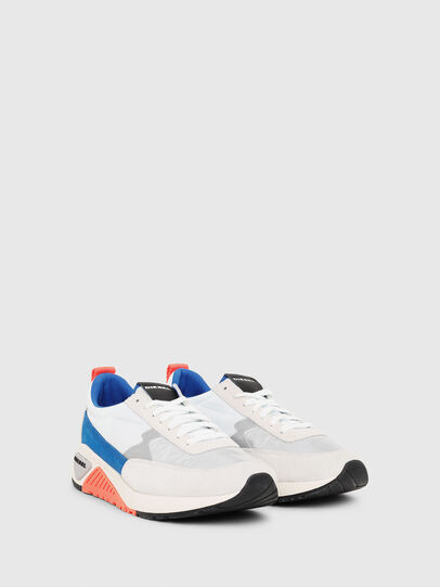 Diesel - S-KB LOW LACE II, Multicolor/White - Sneakers - Image 2