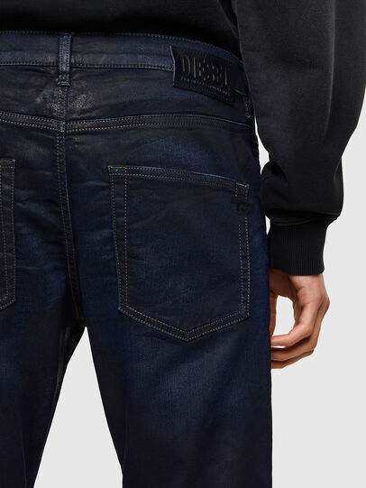 Diesel - D-Strukt Slim JoggJeans® 069RW, Dark Blue - Jeans - Image 3