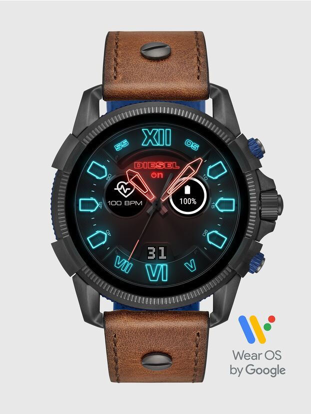DT2009, Brown - Smartwatches