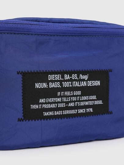Diesel - F-SUSE BELT DZ, Blue - Belt bags - Image 5