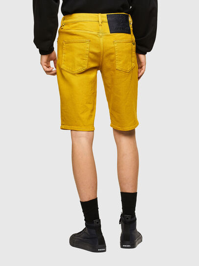 Diesel - D-STRUKT-SHORT-SP, Yellow - Shorts - Image 2