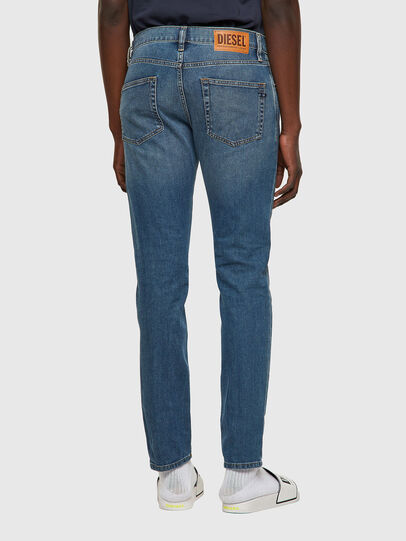 Diesel - D-Strukt Slim Jeans 009EI, Medium Blue - Jeans - Image 2