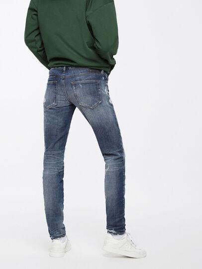 Diesel - Gracey JoggJeans 084YH, Medium Blue - Jeans - Image 2