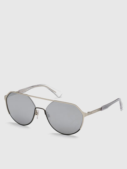 Diesel - DL0324, Grey - Sunglasses - Image 2