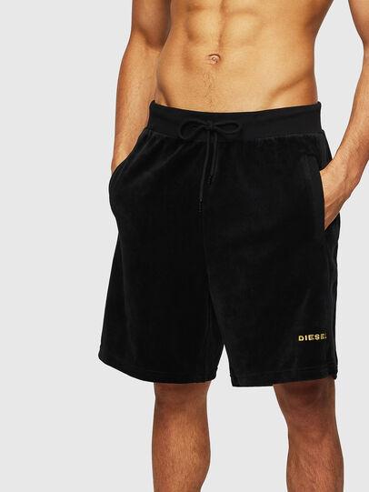 Diesel - UMLB-EDDY-CH, Black - Pants - Image 1